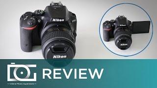 NIKON D5500 With AF-S DX NIKKOR 18-55mm f/3.5 - 5.6 G VR II | Unboxing Overview
