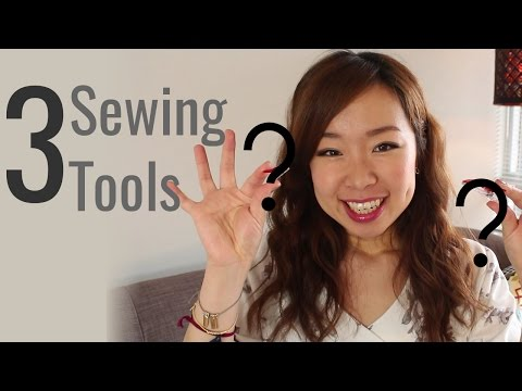3 sewing tools that make costume making faster and more fun