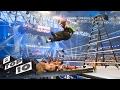 The Hardy Boyz39 Insane Ladder Attacks WWE Top 10