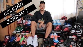 Coleção Jordan 1 - Tiago Borges