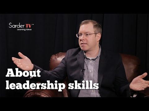 Where do leadership skills come from? by Regis Courtemanche, Director of Learning at BuzzFeed
