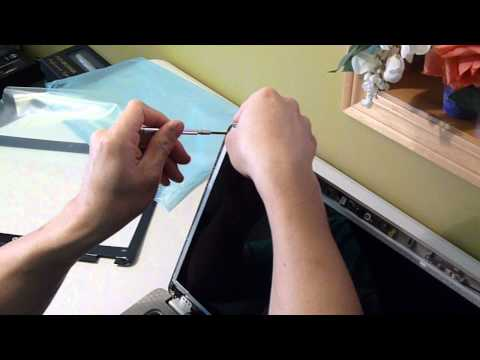 HP G62 Screen Replacement Tutorial