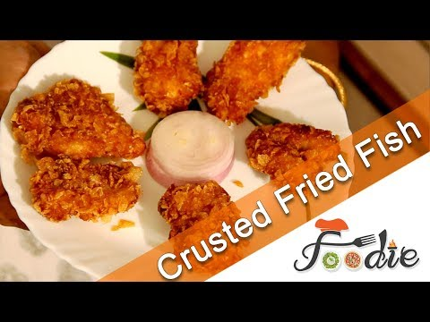How to cook Crispy Fried Fish at Home| fried fish recipe | Popular Sea Food | Fried Recipes| Foodie