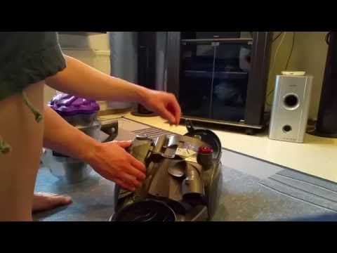 How to clean your Dyson DC29