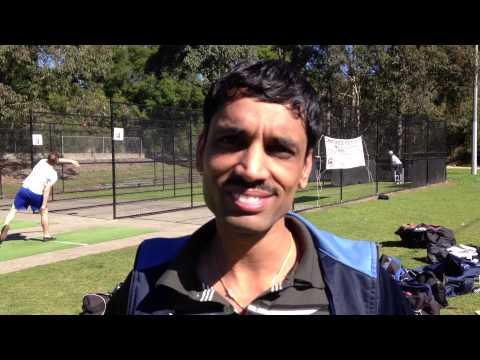 Play Cricket In Northern Sydney - Suresh Testimonial