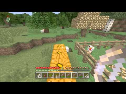 Minecraft Xbox 360 - Bow Enchantment Guide (Flame, Punch, Power, Infinity)