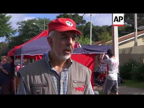 Reactions to Brazil's Lula serving jail sentence