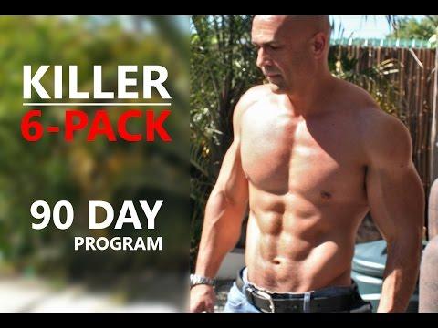 Killer 6-pack 90 day program