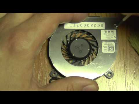 Dell Latitude E6410 Cooler & Fan Cleaning