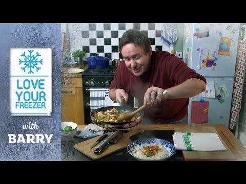 Chilli Prawn Stir-fry | Love Your Freezer