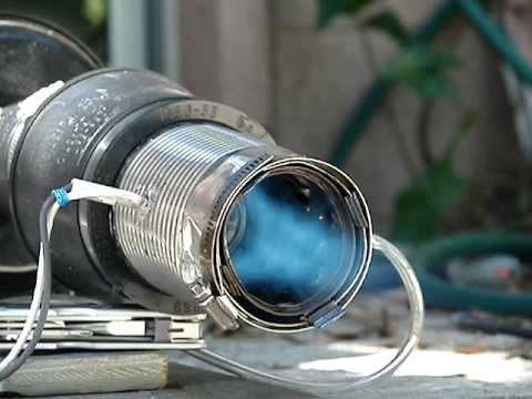 Jet Engine Combustion Chamber Project