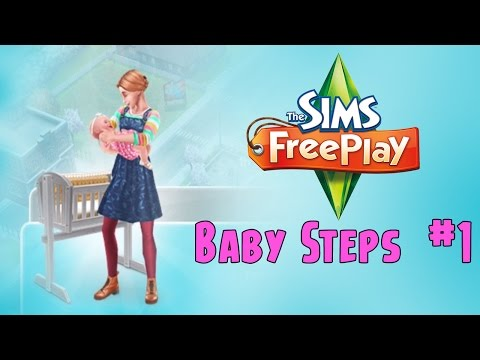 Sims Freeplay - Nanny Knows Best - Part 1 - Baby Steps Update
