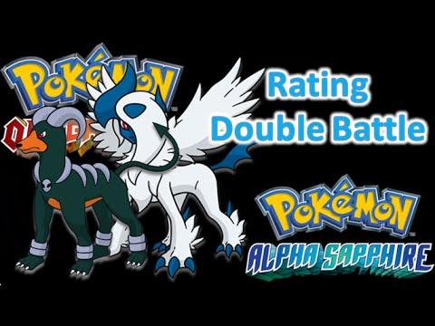 1. Mega Absol - Pokémon ORAS Rating Double Battle