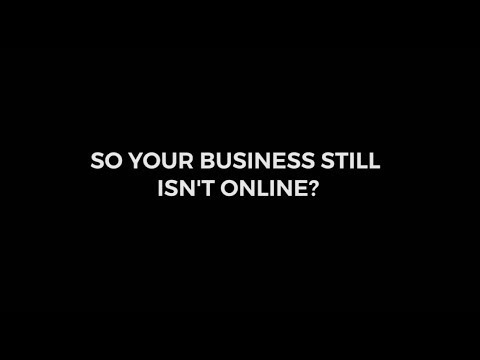 Get a company website for your small business