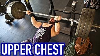Get Bigger | Upper Chest | Ep.  3