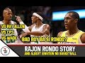 RAJON RONDO STORY ANG ALBERT EINSTEIN NG NBA