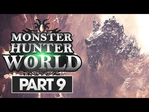 Monster Hunter World Walkthrough Part 9: Zorah Magdaros