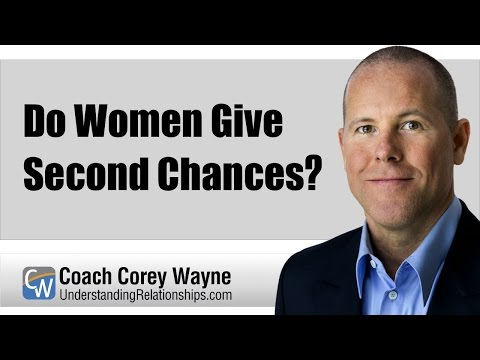 Do Women Give Second Chances?
