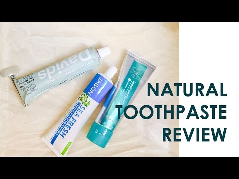 Natural Toothpaste: An Easy Switch?