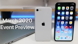 Apple Event March 2020 Preview - What To Expect