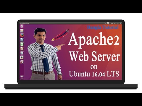 How to Install and Run Apache2 Web Server in Ubuntu Linux 16.04.4 LTS | Install Apache2 HTTP Server