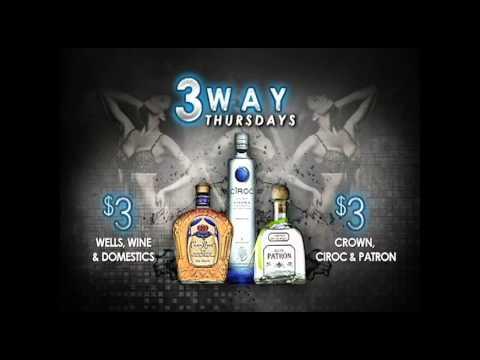The New 3 Way Thursdays @ DRINK HOUSTON