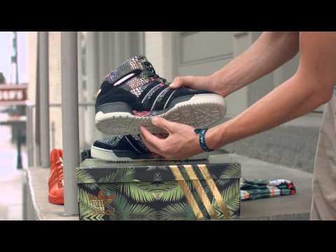 Big Sean x adidas Metro Attitude Hi Unboxing