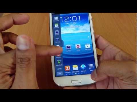 Samsung Galaxy S3 Multi Windows Synergy Rom Review ( T-Mobile )