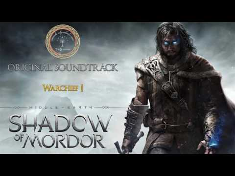 Middle-earth: Shadow of Mordor [OST] Warchief I [1080p HD]