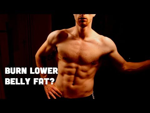 How To Reveal Your 'Lower Abs'