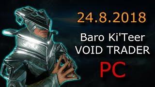 Warframe - Baro Ki