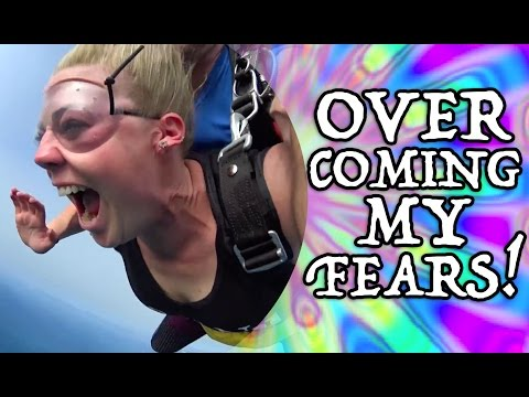 Overcoming My Fear Of Dying!