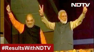 Download Election Results: Total BJP Sweep, India Chooses Modi 2.0 Video