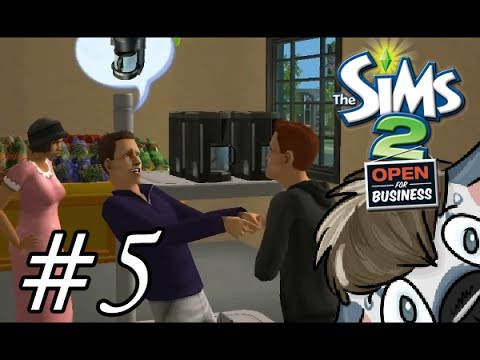 The Sims 2 Open for Business | Part 5 | First Shop!