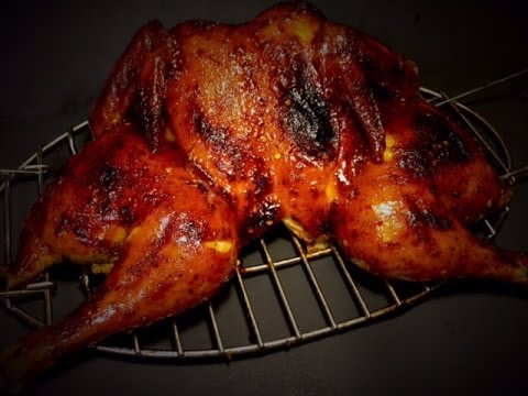 HOW TO MAKE OVEN BBQ CHICKEN