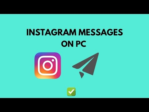 How to Send Instagram Direct Message   Instagram DM for PC