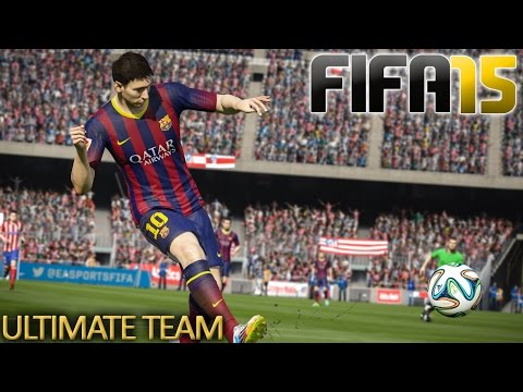 FIFA 15 ULTIMATE TEAM #001: Der (holprige) Start in eine neue Saison  «» Let's Play FIFA 15 FUT