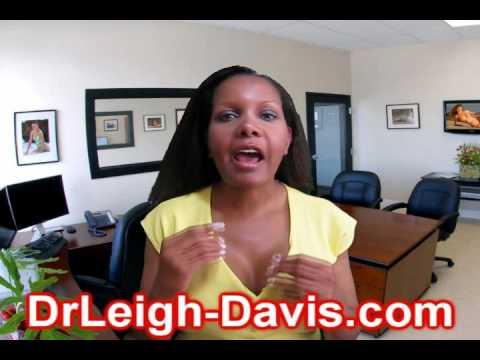 Sponsorship Proposal - Dr. Leigh Davis seeking sponsors for her column and radio show.