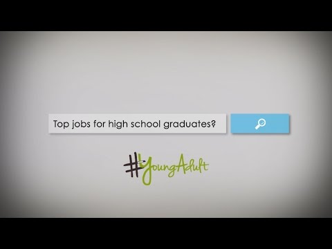 Top Jobs for High School Graduates