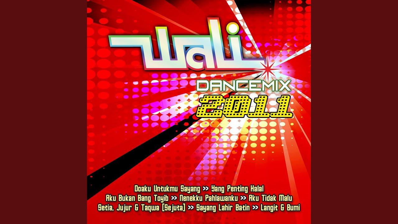 Wali - Aku Tidak Malu (Avo DJ Rmx)