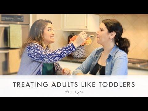 Treating Adults Like Toddlers: MOM LYFE w/SHUGGILIPPO