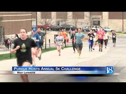 Purdue hosts annual 5k Challenge