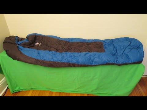 Big Agnes Lost Ranger 15 Sleeping Bag review