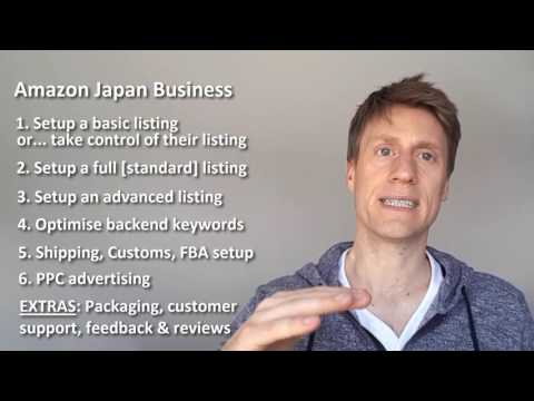 Selling on Amazon Japan Business - 23rd May 2017 Update