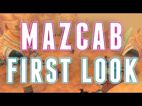 Runescape 3 - Mazcab First Look! - Raids, Goebies, and more!
