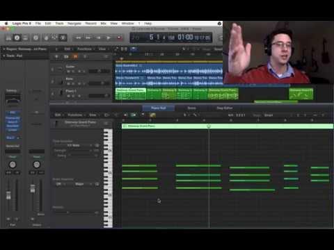 Logic Pro X Tutorial - MIDI Quantization