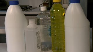 The Cleaning Supplies You Should Never Mix