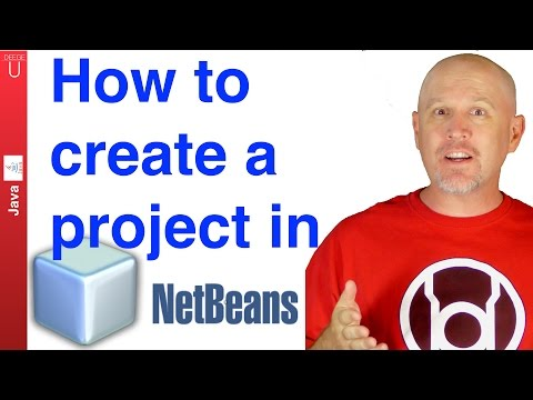 How to create a Java project in Netbeans? - 003