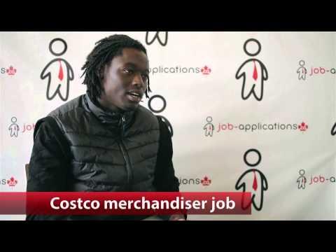 Costco Merchandiser Job