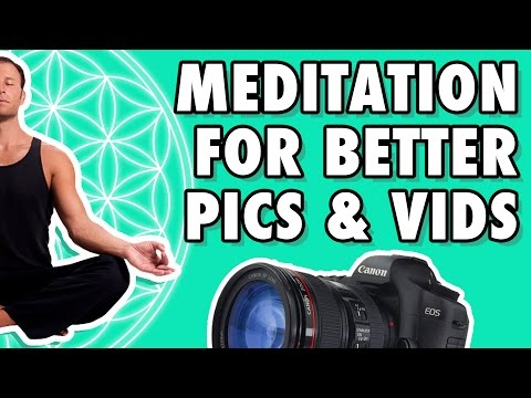 How to Meditate for Cinematographers & Photographers